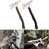 IPRee® Camping EDC Survival Ax Emengency Backpacking Hammers Tool