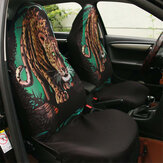 Auto Seat Covers For Car Truck SUV Van Universal Protectors Front Seat Covers