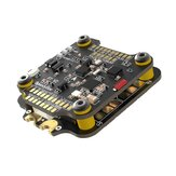 SpeedyBee Stack F7 V2 Flight Controller Flash Firmware Wirelessly Blackbox 45A Blheli_32 3-6S Brushless ESC 30.5x30.5mm for RC Drone FPV Racing