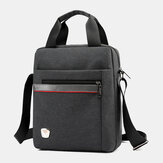 Men Large Capacity Nylon Shoulder Bag Handbag For Outdoor