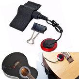 プロコンタクトマイクロフォンマイクピックアップギター用ヴァイオリンバンジョーウクレレマンドリン