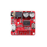 Car Speaker Amplifier bluetooth 4.1 Audio Receiver Module Modification Accessories Motherboard Stereo