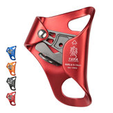 XINDA Aluminum Alloy  Climbing Mountaineer Hand Grasp Climbing Ascender Descender Rappelling Belay for 8-13mm Rope