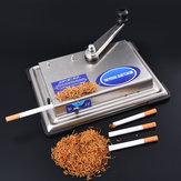 70 CM Manuel Ciigarette Silindir Enjektör Haddeleme Makinesi Tezgah Tütün Makinesi Sigara Içen Hediye