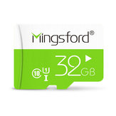 Mingsford Colorful Edition 32GB Class 10 TF Memory Card