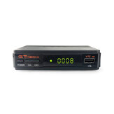 GTMEDIA V7S 1080P HD DVB-S2 MPEG-4 Digital Satellite TV Receiver SCPC MCPC Satellite Decoder Set-top Box