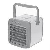 3 Geschwindigkeiten USB tragbare Klimaanlage Mini-Kühler für Schlafzimmer Desktop-Kühler Lüfter