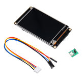 Nextion Enhanced NX4832K035 3.5 дюймов HMI Intelligent Smart USART UART Serial Touch TFT LCD Модуль экрана Дисплей Панель для комплектов Raspberry Pi