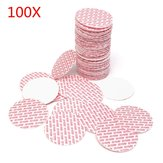 100Pcs 48 tot 70mm Drukgevoelige Liner Foam Safety Tamper Seals voor Jar Lid Bottle