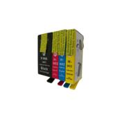 ZSMC HP902XL HP906XL Cartouche d'encre pour HP Officejet Pro 6960/6961/6963/6964/6965 / 6966/69 encre d'imprimante