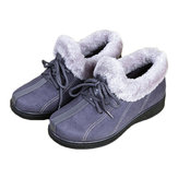 ZapatosdeinviernoparamujerSnow Botas Villus Keep Warm Shoes al aire libre Sports Working Sneakers
