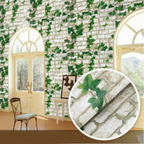 Waterproof Sticker PVC Wall Paper Self-adhesive Thickening Dormitory European Pattern Wall Sticker for Bedroom Decorative