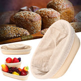 Brotform Banneton Rattan Storage Baskets Bread Dough Proofing Loaf Proving Liner