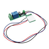 12V One Channel Capacitive Touch Key Sensor Module Computer Power Button With Relay Self-locking Function
