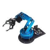 LOBOT LeArm 6DOF Smart RC Robot Arm Kit Open Source With Servos For STM32/51 Single Chip/Nano