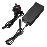EU/AU/UK Plug Battery Charger Adapter For M365 Electric Scooter Skateboard