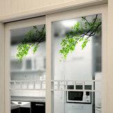 60x58cm smerigliato opaco Vetro Window Film Albero Privacy Glass Stickers Home Decor