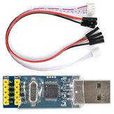 3 pcs ST-LINK V2 Programador Emulador Mini STLINK Downloader para Placa de Desenvolvimento STM8 / STM32 MCU