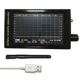 35M-4400M 4.3 Inch LCD Screen Professional Handheld Simple Spectrum Analyzer Measurement of Interphone Signal T0556