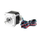 Nema17 40MM Step Motor 17HS4401 42BYGH 1.5A, 3D Yazıcı için Kablo ile