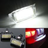 18 LED's Licentienummer Plate Car Lights Lamp voor Toyota Camry Yaris