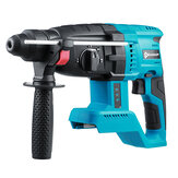 3 in 1 1300r/min Brushless Cordless Electric Rotary Hammer Drill Screwdriver For Makita Battery