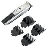 Professional Cordless Electric Hair Clipper Rechargeable Hair Trimmer Hair Shaver Kit