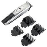 Kit de rasoir de cheveux rechargeable sans fil électrique professionnel de tondeuse à cheveux