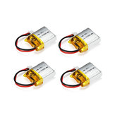 4 PCS Eachine E012 E012HC E012HW Quadricóptero RC Peças De Reposição 3.7 V 200 mAh 20C Lipo Bateria