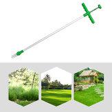 100 cm Paslanmaz Çelik Bahçe Çatal Ayıklaması Kesici Ot Sökücü Çim Çektirme Bahçeing Aletler