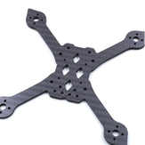 Geprc GEP-MX3 FPV RC Drone Spare Part 4mm Carbon Fiber Bottom Plate