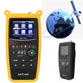 Satlink WS-6933 DVB-S2 FTA Digital Satellite Finder Meter LCD Torcia