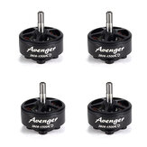 4X BrotherHobby Avenger 2808 1500KV 4-6S Brushless Motor CW Thread for RC FPV Racing Drone