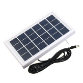 3W 6V Painel Solar Polysilicon Solar Cells High Quality Charger Board