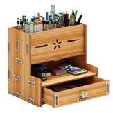 Ins Nordic Creative Многофункциональное хранилище Коробка Офисный стол Индивидуальное украшение для домашнего офиса