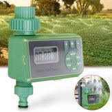 Controlador Temporizador de Irrigação Automático Temporizador Dispositivo de Rega LCD Display Para Família Jardim Estufa Plantas