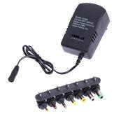 Run & Teng YCOL668 3A 30W 3V 4.5V 6V 7.5V 9V 12V adaptador de alimentação carregador de suprimentos