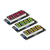 RobotDyn® LED Display Tube 4-Digit 7-segments Module For Arduino DIY