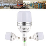 E27 50W SMD3030 3000LM Pure White High Power LED Spotlight Light Bulb para oficina AC85-265V