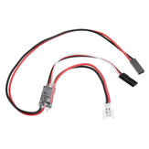 Micro Mini 4A 1S Brushed ESC 3.6-6V mit Out-of-Control-Schutz für den 720 820 N20 N30 Motor
