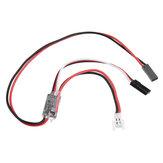 Mikro Mini 4A 1S Fırçalı ESC 3.6-6V, 720 820 N20 N30 Motor için Kontrol Dışı Koruma ile