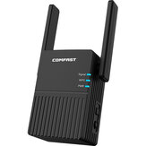 Comfast 1200Mbps WiFi Repeater Dual Band Wireless Extender Amplifier WiFi Router AP 5G WiFi Easy Setup