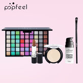 POPFEEL 5Pcs Makeup Set Easy To Apply Foundation