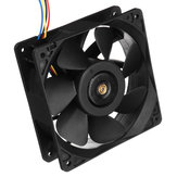 120mm 6000RPM 4Pin Cooling Fan Cooler For Antminer S7 S9