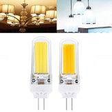 G4 3W COB2609 Kısılabilir Sıcak Beyaz Saf Beyaz LED Mısır Işık Ampulü AC220V