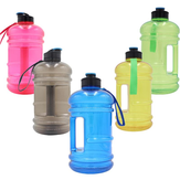 IPRee® 2.2L Big Large Water Garrafa BPA Free Sport Academia Training Workout Drink Cap Kettle