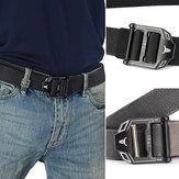 Ceintures d'entraînement tactiques de camping pour ceintures fermes Nylon pour hommes de 125 cm