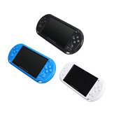X9-S Oplaadbare 5.0 inch 8G Handheld Retro Game Console Video MP3-speler Camera