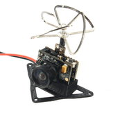 إطار الكاميرا E Mount لـ Eachine TX01 TX02 FPV NTSC Camera E010 E010C E010S Blade Inductrix Tiny Whoop
