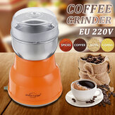 220V Power Electric Coffee Grinder Grinding Milling Bean Nut Spice Matte Blenderr